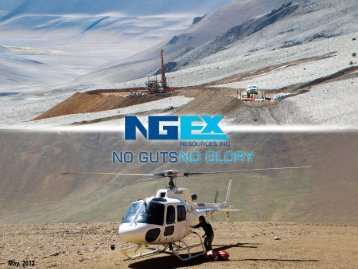 NGEX Corporate Presentation - NGEx Resources Inc.