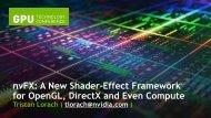 nvFX A New Shader-Effect Framework.pdf - NVIDIA Developer Zone