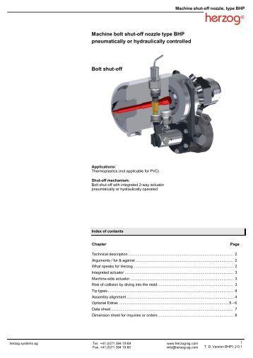 machine bolt types