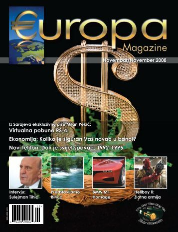 Virtualna pobuna RS-a Ekonomija: Koliko je ... - Europa Magazine