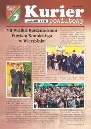 Kurier Powiatowy nr 4(60) (800.74 Kb) - Powiat koniński