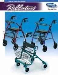Value Line Rollators Brochure