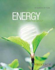 Energy Brochure_REV2.qxd - Benesch