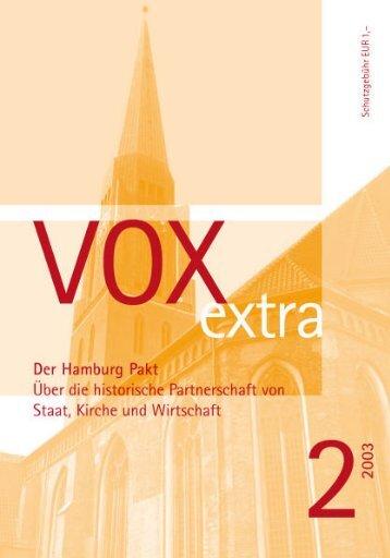 VOX extra - St. Jacobi