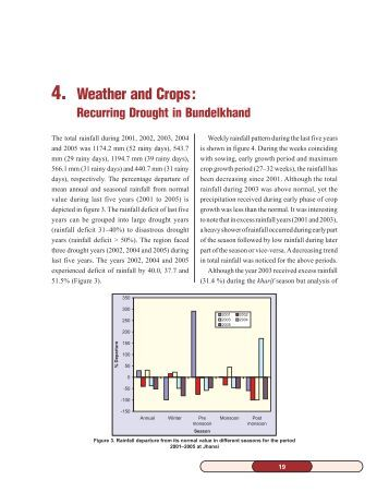 4. Weather and Crops:
