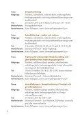 Arbetsmiljöutbildningar - Lunds universitet - Page 6