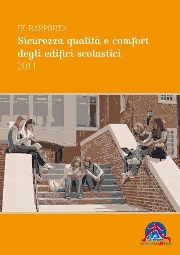 Sicurezza qualità e comfort degli edifici scolastici ... - Territorio Scuola
