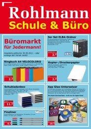 Schule & Büro - Rohlmann GmbH