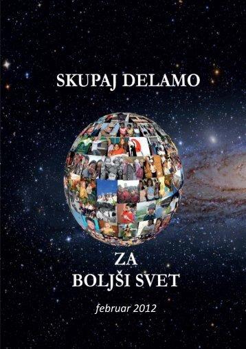 e-Mesečnik 29.02.2012, Barbara Hribar februar ... - ForBetterWorld.si