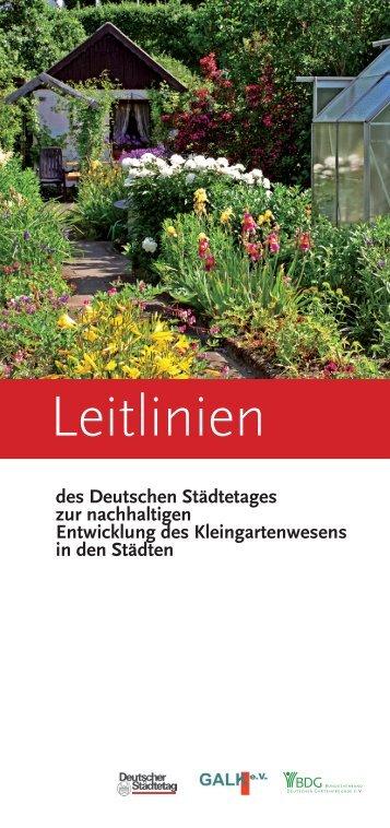 Leitlinien - Galk