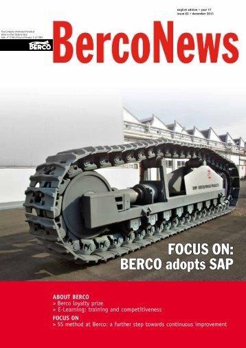 about berco - Berco S.p.A