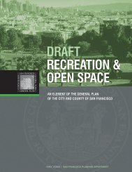 draft recreation & open space - Recreation & Open Space Element ...