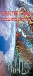Career Brochure - BAE Systems GXP Geospatial eXploitation Products