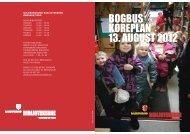 Bogbussens køreplan - Guldborgsund-bibliotekerne
