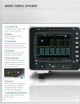 LeCroy WaveAce Oscilloscope Datasheet - Page 4