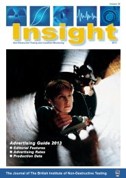 to download the 2013 Insight Advertising Ratecard - BINDT