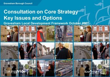 Consultation on Core Strategy Key Issues and Options - Gravesham ...
