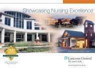 Showcasing Nursing Excellence - Lancaster General