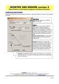 MOBITEK SMS ENGINE version 3 - MOBITEK System - Page 4