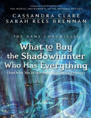 bane-chronicles-08-what-to-buy-the-shadowhunter