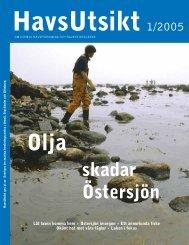HavsUtsikt nr 1,2005 - Havet.nu