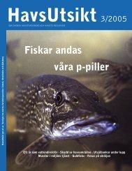 HavsUtsikt nr 3,2005 - Havet.nu
