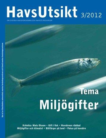 HavsUtsikt nr 3,2012 - Havet.nu