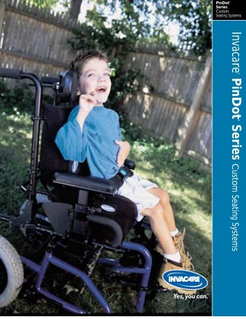 Invacare PinDot Series