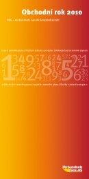 Obchodní rok 2010 2 - VNG Energie Czech