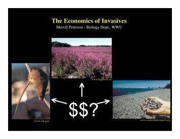 The Economics of Invasives