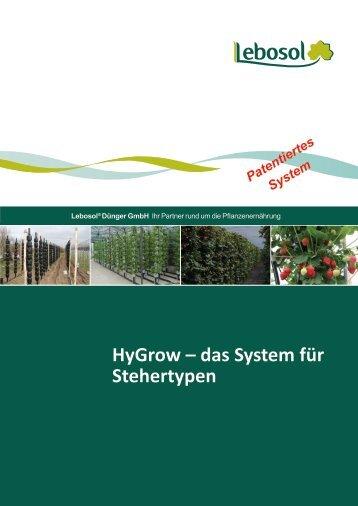 Fruitwise HyGrow Vertikales Erdbeeranbausystem - Lebosol Dünger ...