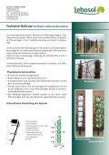 Fruitwise HyGrow Vertikales Erdbeeranbausystem - Lebosol Dünger ... - Page 2