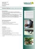 Fruitwise HyGrow Vertikales Erdbeeranbausystem - Lebosol Dünger ... - Page 3