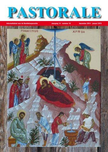 Pastorale nr 10-december 2014