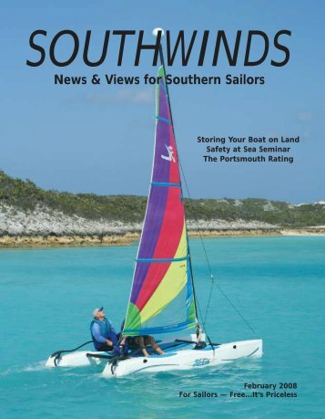 Part II February 2008, Pg. 50 - Southwinds Magazine