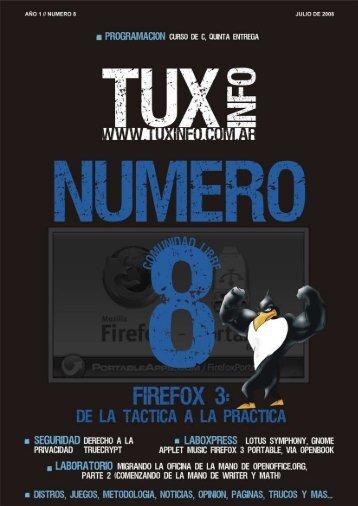 "TuxInfo ""Numero 8"" - Index of"