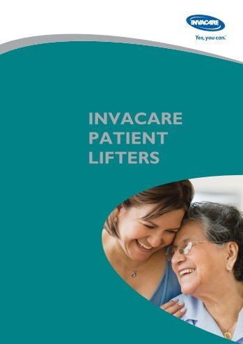 INVACARE PATIENT LIFTERS - GTK Rehab