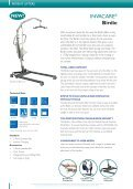INVACARE PATIENT LIFTERS - GTK Rehab - Page 4