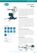 INVACARE PATIENT LIFTERS - GTK Rehab - Page 7
