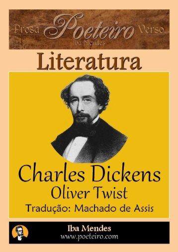 Oliver Twist Livro Pdf