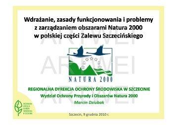 Zalew Szczeciński 9.12.2010 - Baltic Lagoon Network