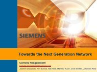 Towards the Next Generation Network - ICNP