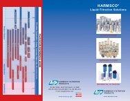 New! Harmsco Tri-Fold Brochure