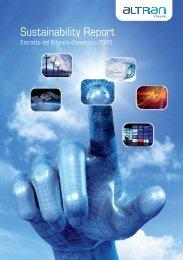 Sustainability Report - Altran