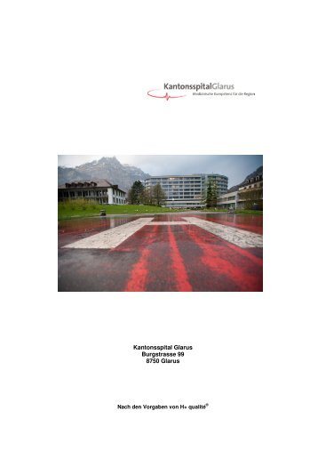 Kantonsspital Glarus Burgstrasse 99 8750 Glarus
