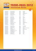 Treue-Pass 2012 Teilnehmende Märkte - Getränkepartner - Seite 2
