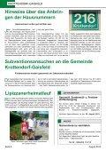 Gemeindezeitung August 2013 - Gemeinde Krottendorf-Gaisfeld - Seite 6