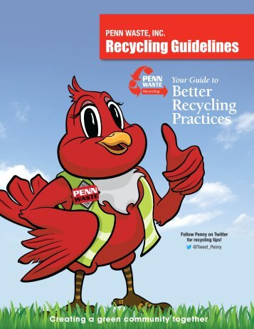 Recycling - West Manchester Township