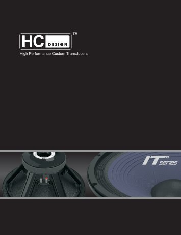 HC Design Full Line Brochure