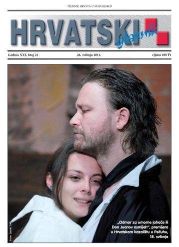 21. broj 26. svibnja 2011.